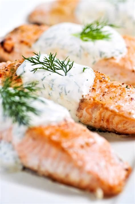 The Wicked Whisk - Horseradish Dill Salmon