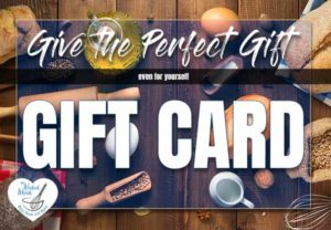Order the perfect gift, a Wicked Whisk Gift Card!